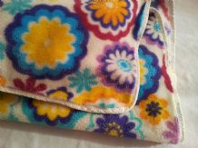Kaleidoscope Cuddle Fleece Blanket